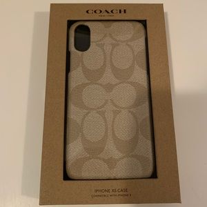 Coach iPhone Case 📱
